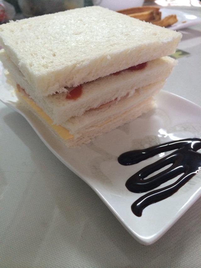 烤面包条的做法步骤