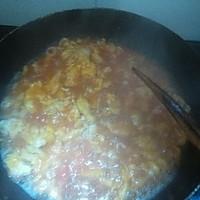 西红柿鸡蛋炒面的做法图解5