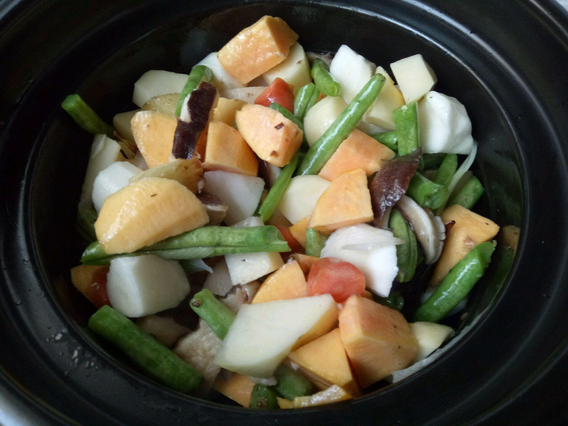 红薯菜的做法大全图解