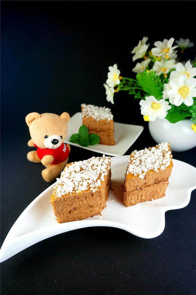 微信封面可爱猪蛋糕