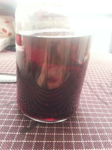 树莓泡白酒的做法