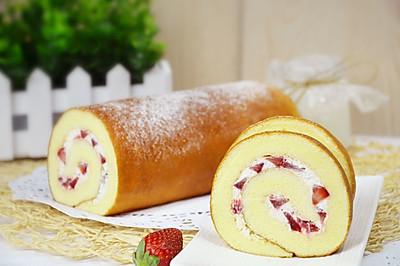 【草莓蛋糕卷】-COUSS E5(CO-5201)出品
