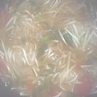 西红柿鸡蛋面的做法图解4