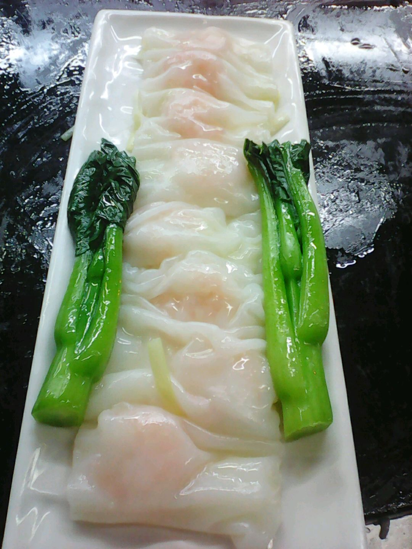 广州肠粉的做法