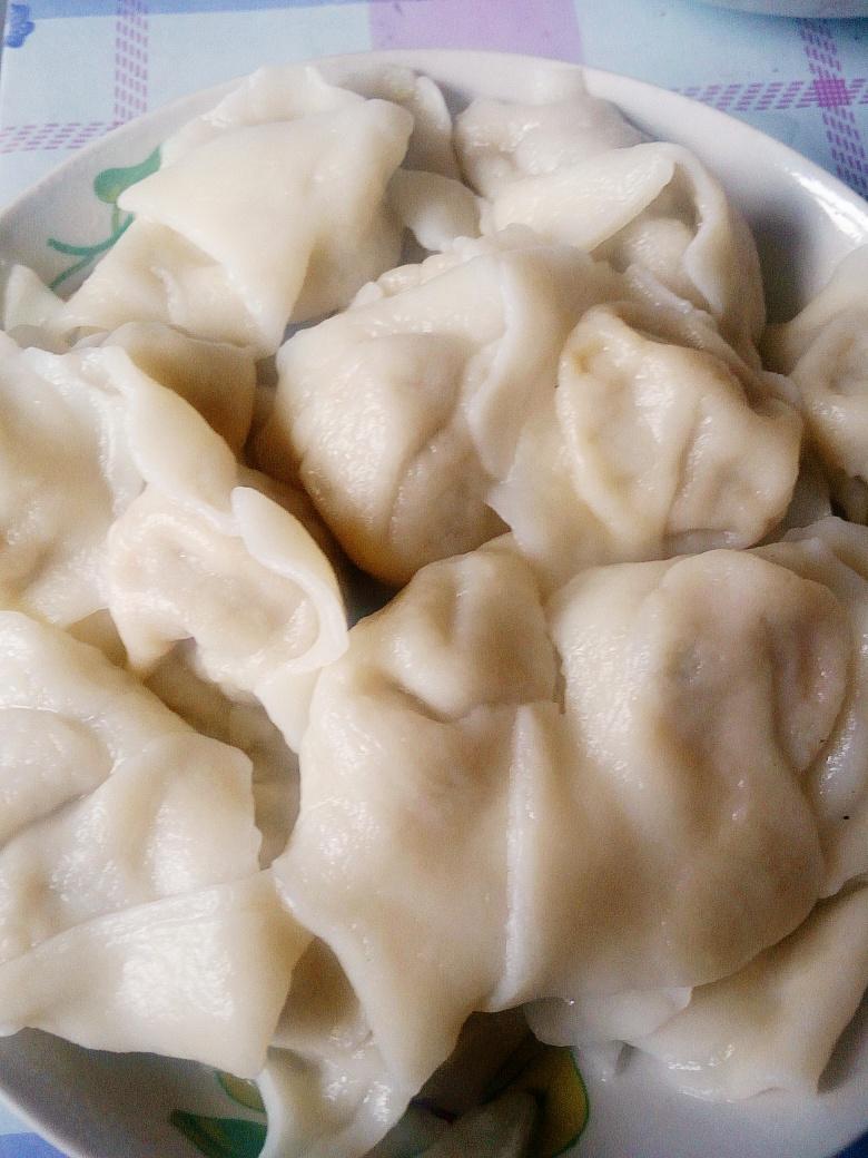 毛葱猪肉馅饺子(馄饨),毛葱猪肉馅饺子(馄饨)