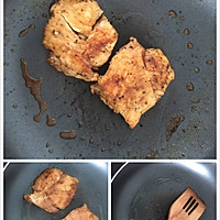 黑胡椒煎鸡胸肉(减脂餐)的做法图解5