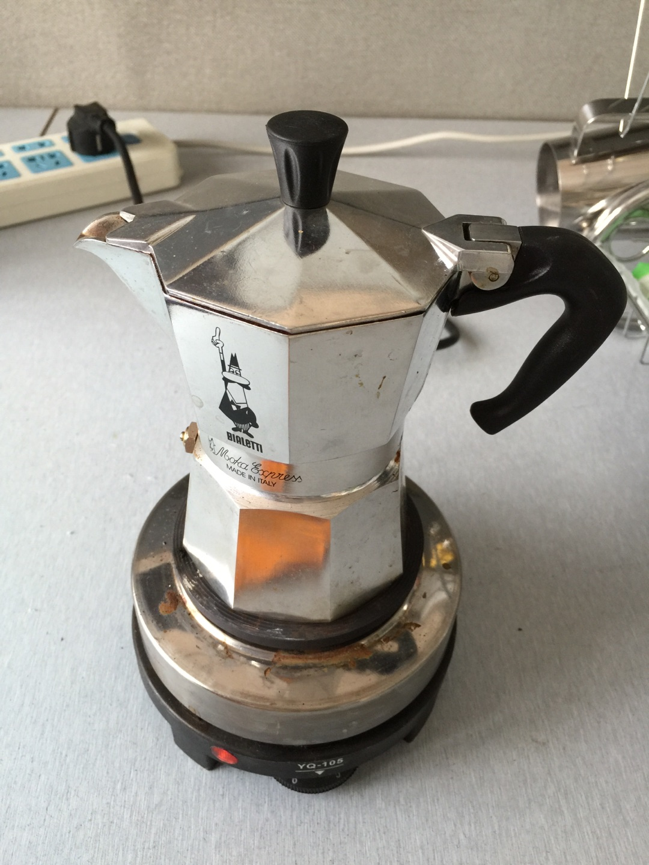 煮一壶咖啡的做法步骤 6.