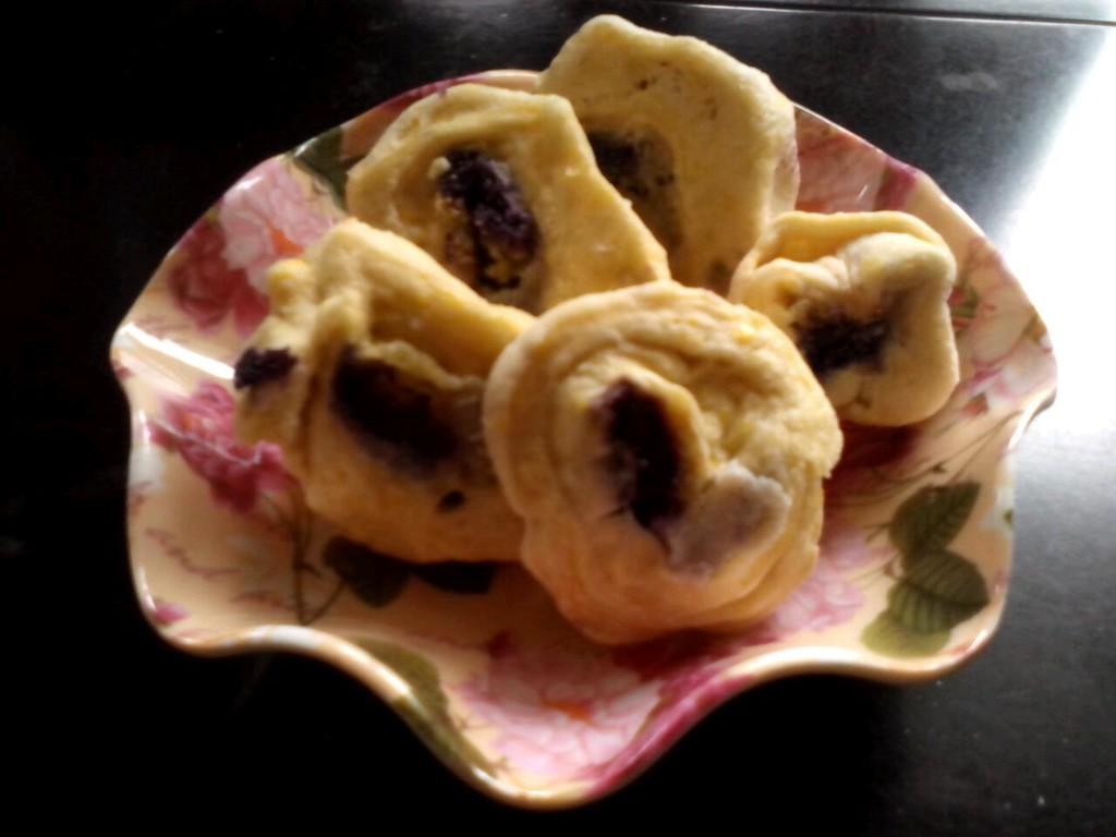 紫薯夹心饼
