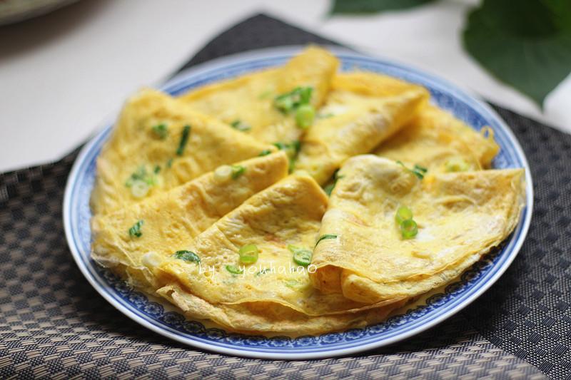 葱香蛋饼的做法_【图解】葱香蛋饼怎么做如何做好吃