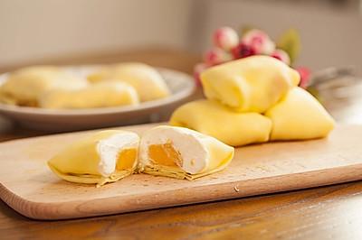 家有平底锅 就能做的美味甜品—芒果班戟