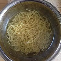 家常西红柿鸡蛋炒面(方便面)的做法图解4