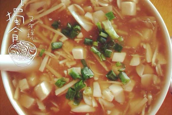 豆腐羹(沃豆腐)的食谱蟹肉魔兽做法图片