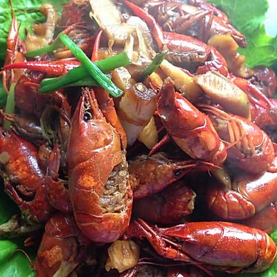 香辣龙虾的做法_【图解】香辣龙虾怎么做好吃_香辣