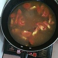 西红柿鸡蛋面片的做法图解3