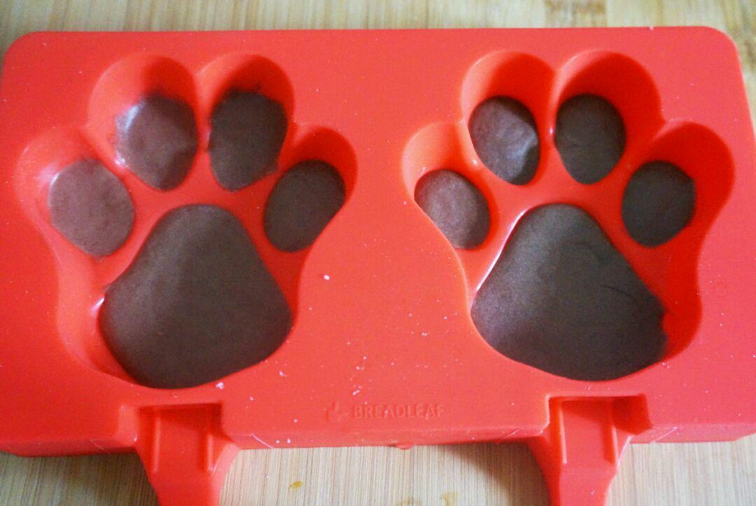 猫爪雪糕的做法图解4