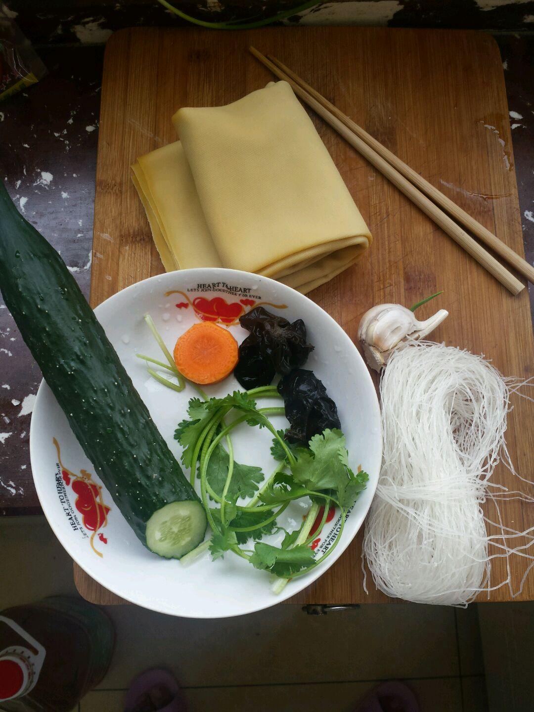 家常凉菜的做法步骤