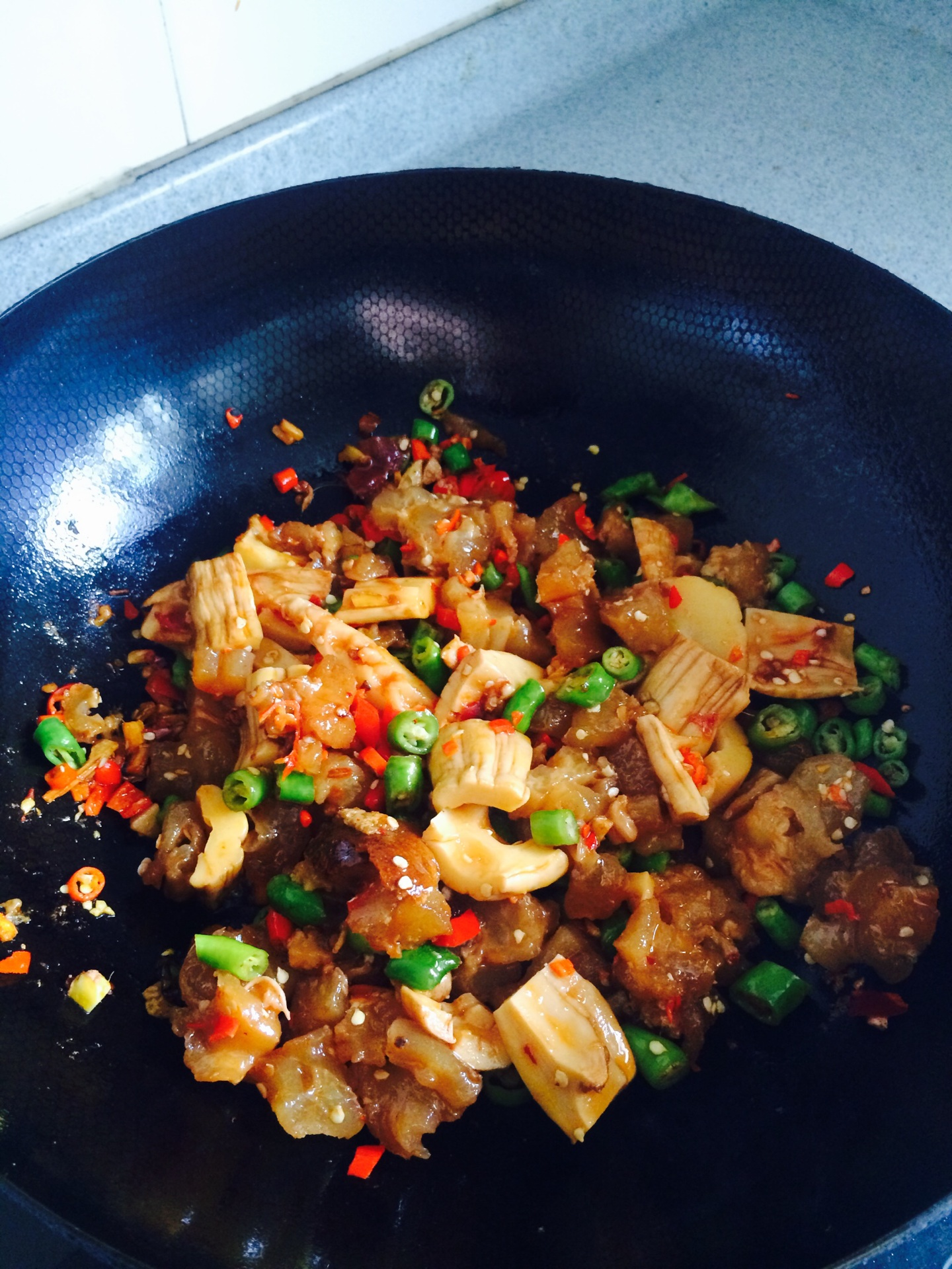做法烧海带的牛筋图解4笋子煮汤粘能吃吗图片