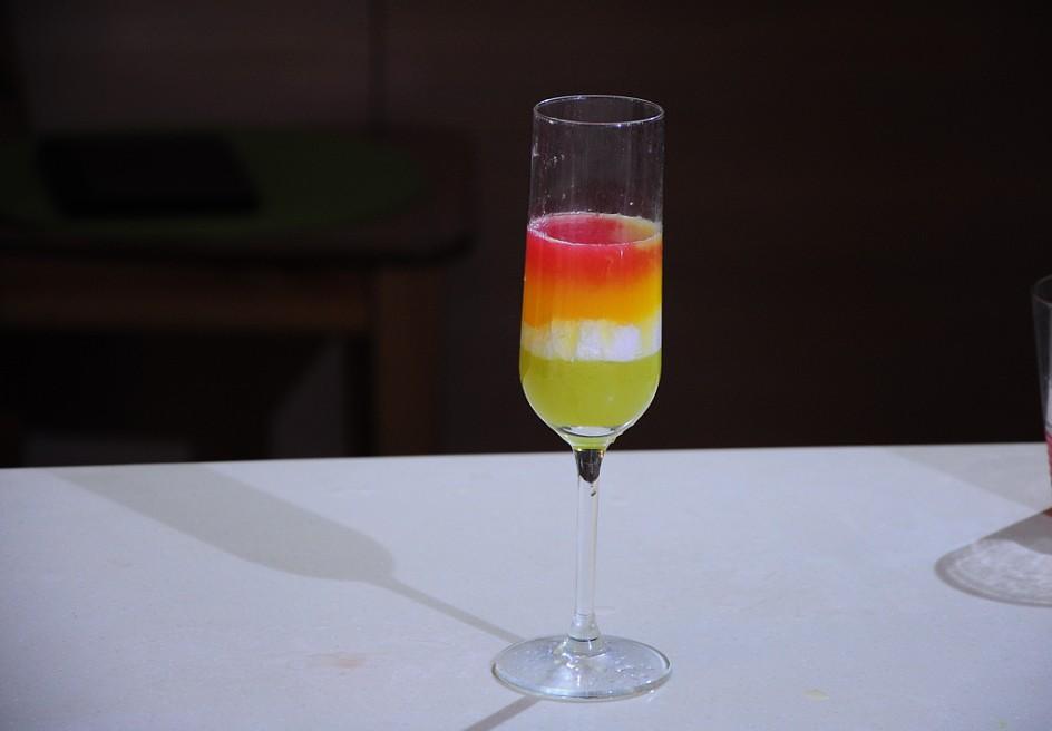 果汁杯手工制作
