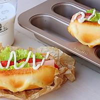 沙拉热狗包#丘比轻食厨艺大赛#的做法图解16