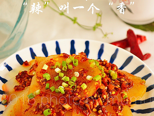 凉拌香辣土豆片的做法 凉拌香辣土豆片怎么做如何做好吃 凉拌香辣土