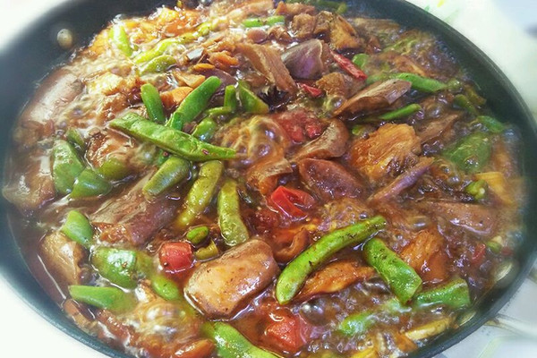 东北乱炖--下饭菜