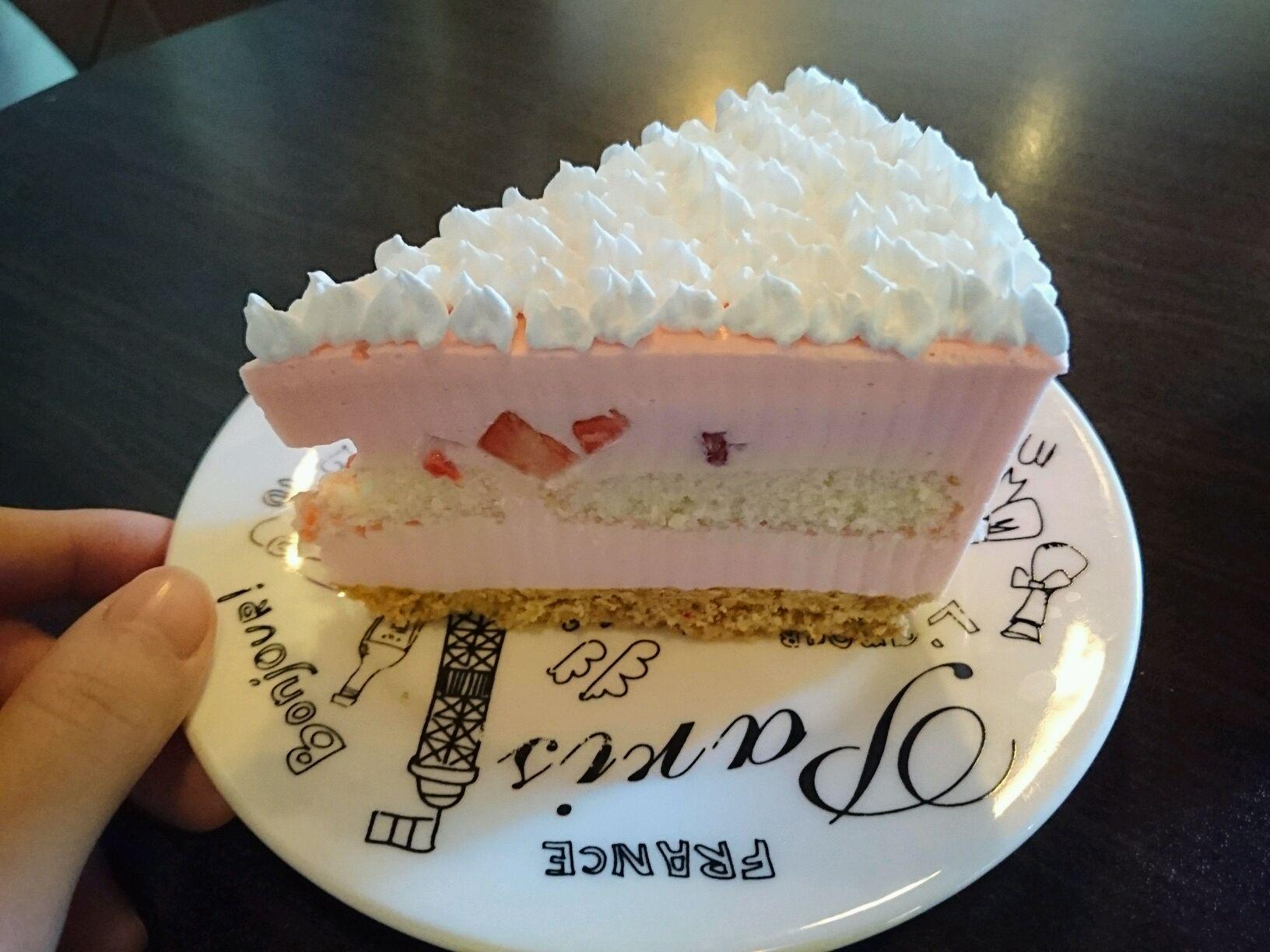 微信动态蛋糕分割线素材