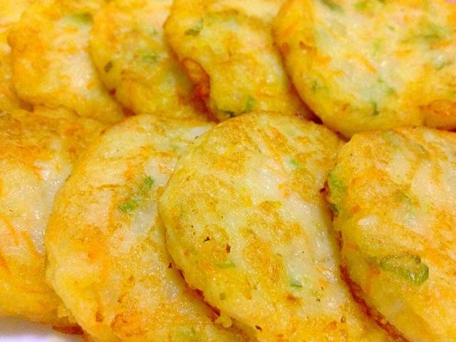 土豆泥小饼的做法_【图解】土豆泥小饼怎么做如何做