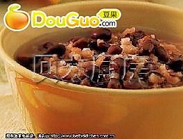 红豆粥的做法