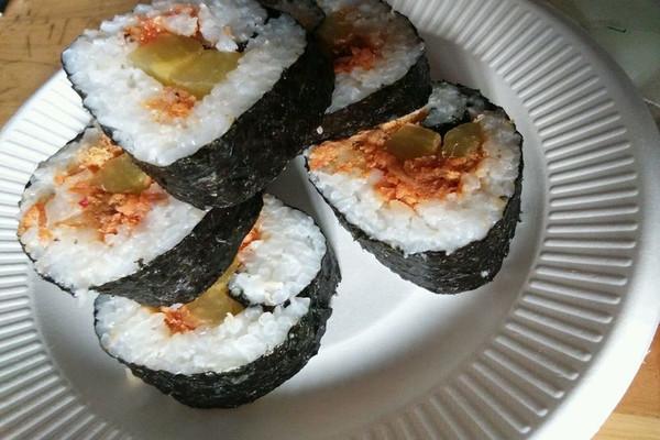 可爱的寿司的做法_【图解】可爱的寿司怎么做如何做