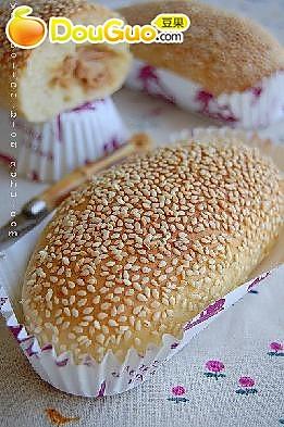 鲔鱼面包的做法