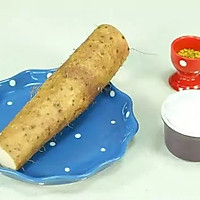 【微体兔土豆】香甜菜谱桂花做法的排骨_【图伽哩拔丝山药
