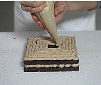 栗子巧克力蛋糕 的做法图解16