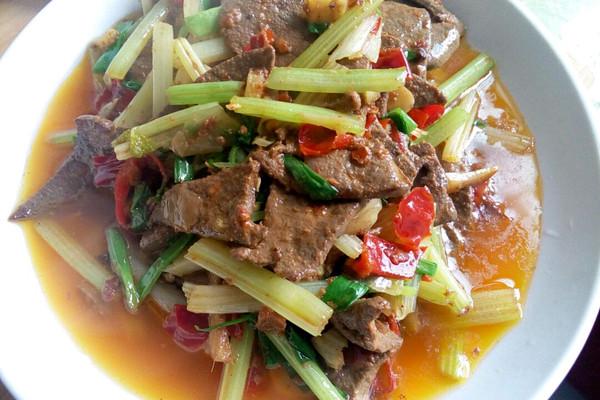 泡椒猪肝的做法_【图解】泡椒猪肝怎么做如何做好吃