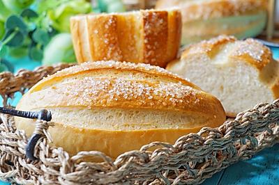 糖粒儿哈斯面包