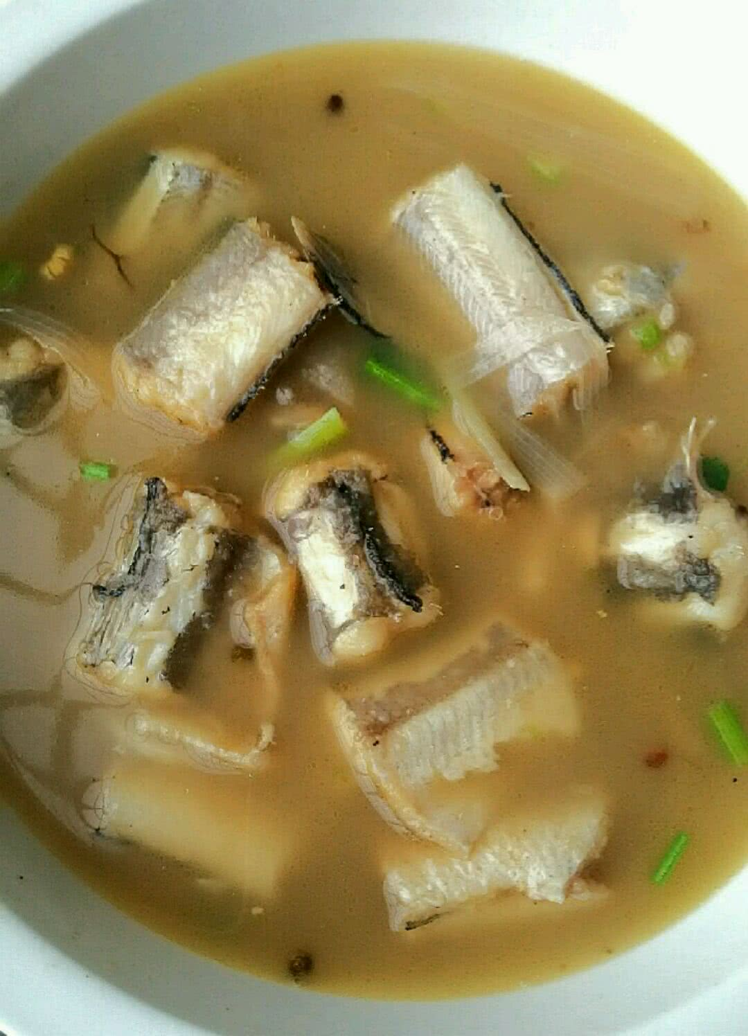炖海鳝鱼的做法