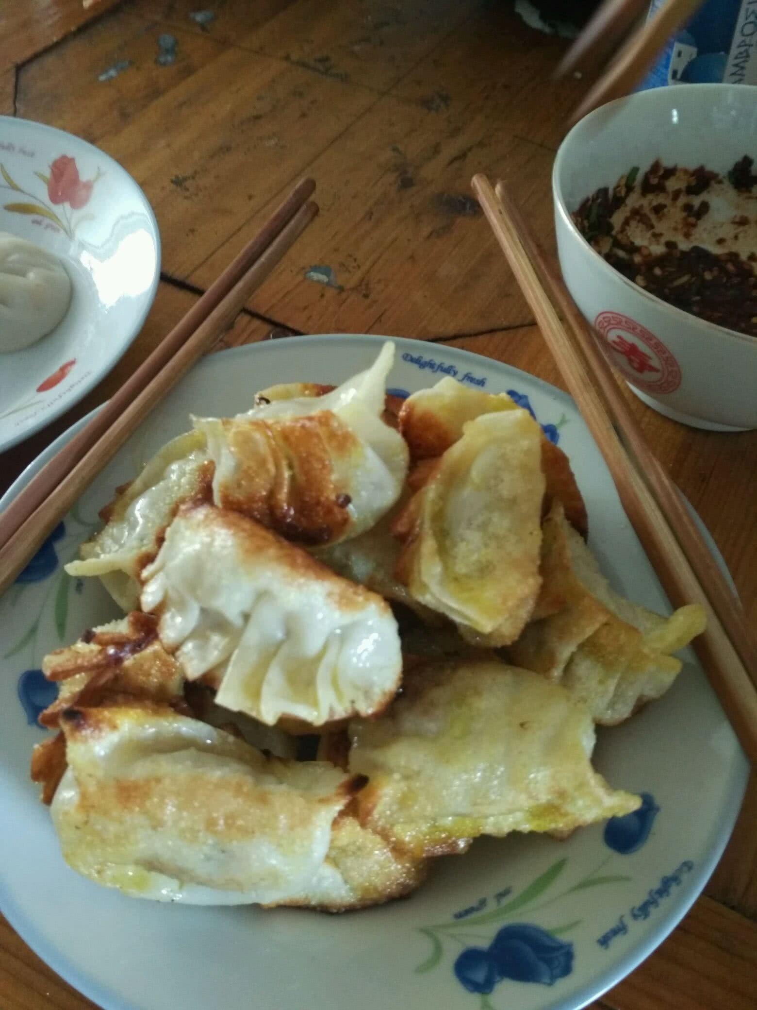 猪肉萝卜馅饺子的做法图解7