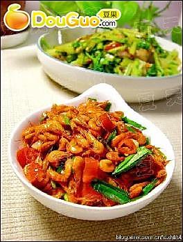 泡椒小河虾的做法