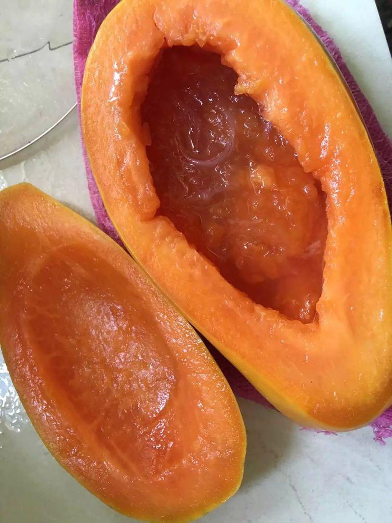 原只木瓜炖燕窝的做法