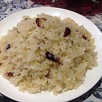 红枣糯米饭的做法_【图解】红枣糯米饭怎么做