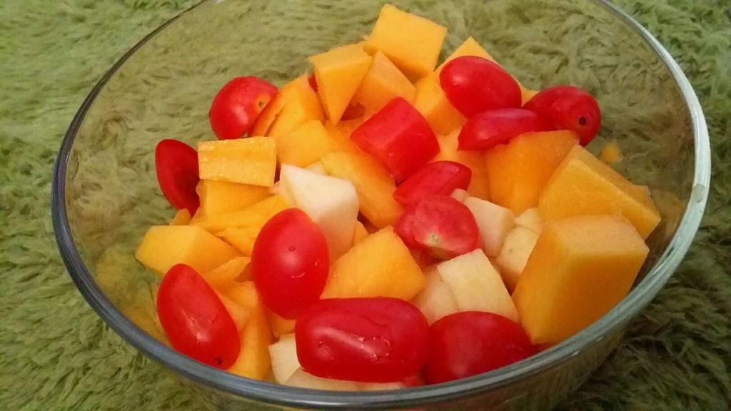 懒人水果沙拉的做法步骤