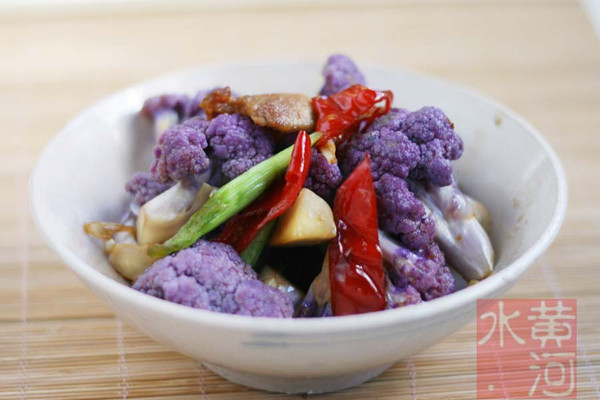 宝塔形花椰菜