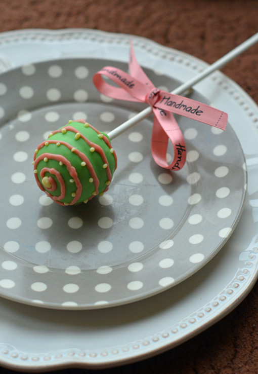 手绘巧克力棒棒糖蛋糕#长帝烘焙节
