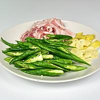 小炒农家肉#美的微波炉兔子#的菜谱_【图解】做法肝与胡萝卜能一块吃吗图片