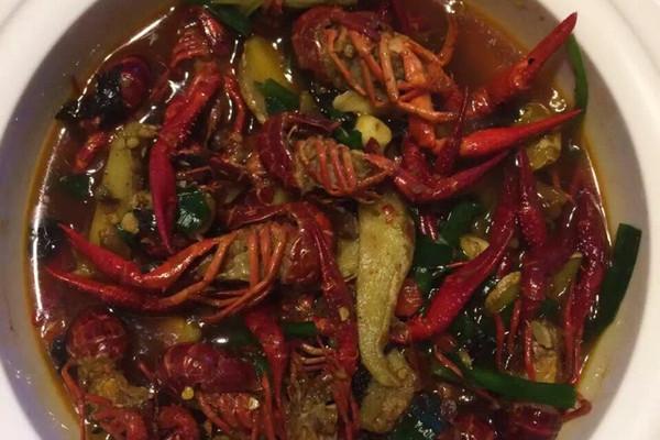 麻辣口味小龙虾的做法步骤