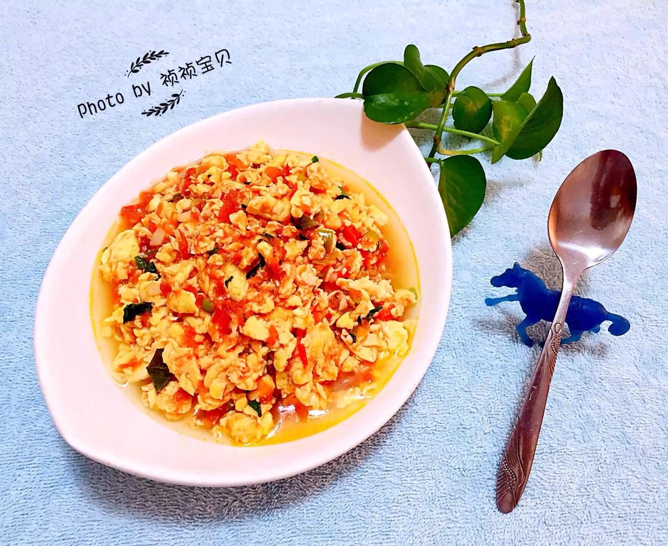 2匙 西红柿炒鸡蛋的做法步骤        本菜谱的做法由 家和万事兴顺顺