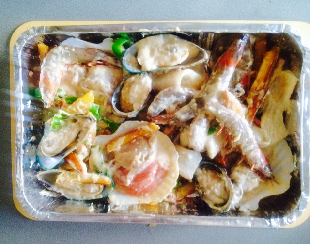 西班牙海鲜大拼盘—惊艳!