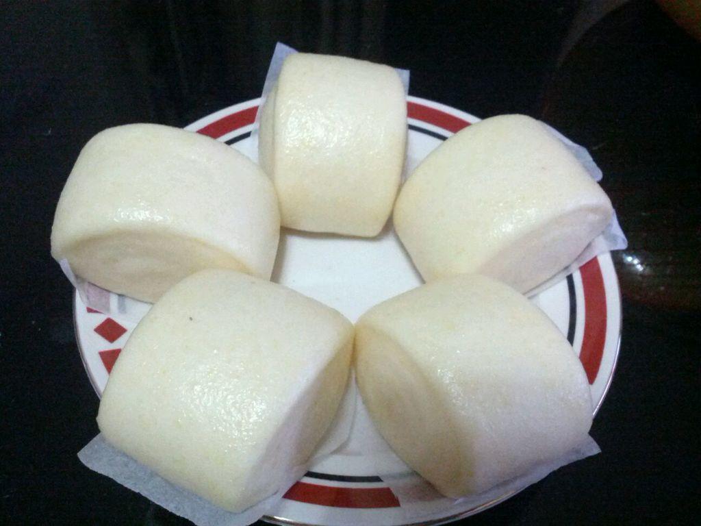 玉米刀切馒头(一次发酵快手版)