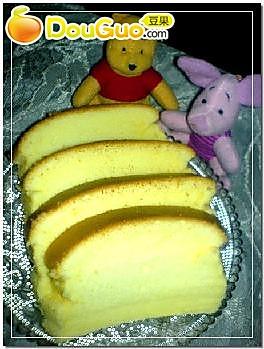 当芝士遇上棉花蛋糕的做法