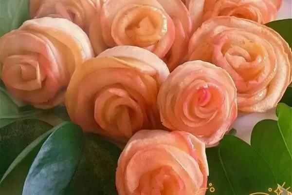 玫瑰花边图片大全