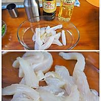 嫩煎鱼柳沙拉#丘比沙拉汁#的做法图解3